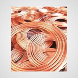 copper coin and rubber insulation in dubai