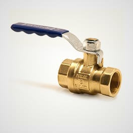 BRASS BALL VALVE PB550 Pegler