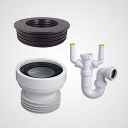 Drainage Fittings 1 home