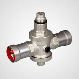 PP4 PRV pressure reducing valve 2 x press Pegler
