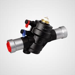 PP902 dynamic commissioning valve 2 x press Pegler