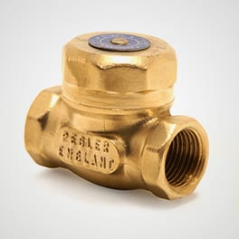 SWING CHECK VALVE 1062 Pegler