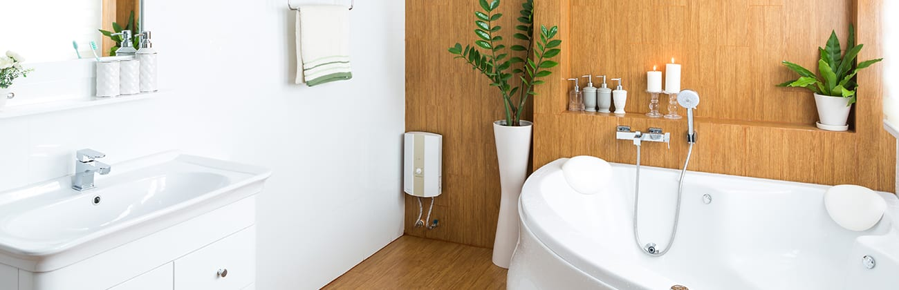 Sanitary ware home