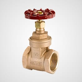 bronze gate valve d151 Crane
