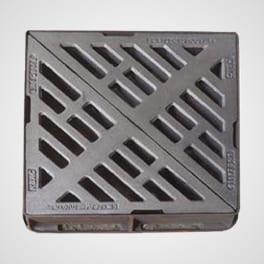 gully grates double triangle RBAC