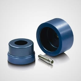 Heating tools for weld in saddle socket fusion of PPR pipng product Blue Ocean