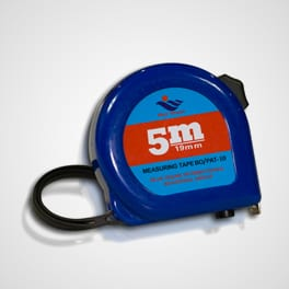 Measuring Tape for BLUE OCEAN PPR piping systems Blue Ocean