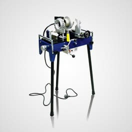 Socket welding machine for big diameter piping systems with digital display Blue Ocean