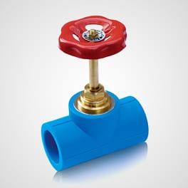 Stop valve Type 2 Blue Ocean